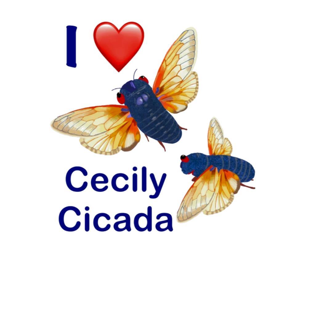 I love cecily cicada s t-shirt
