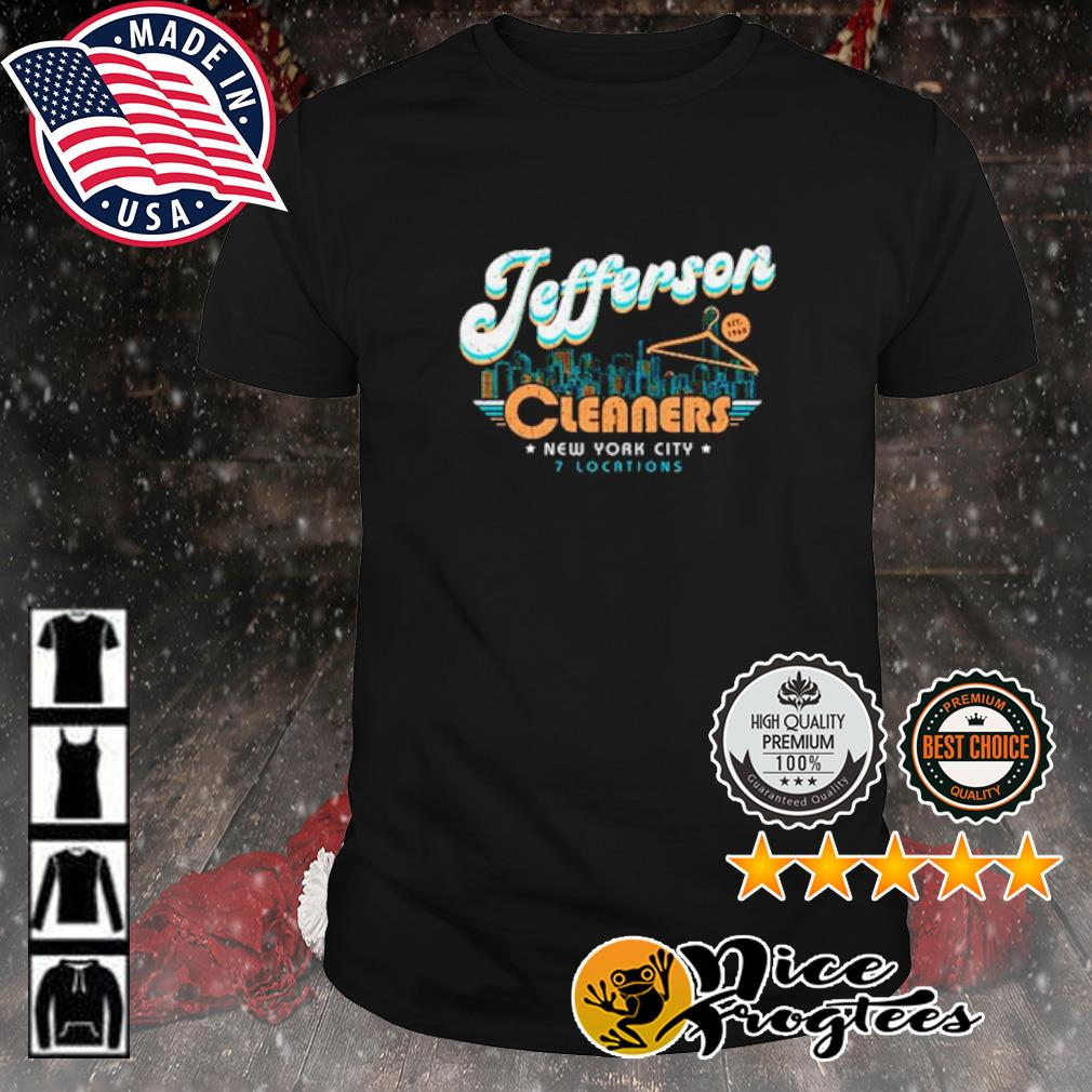 Jefferson Cleaners New York City shirt