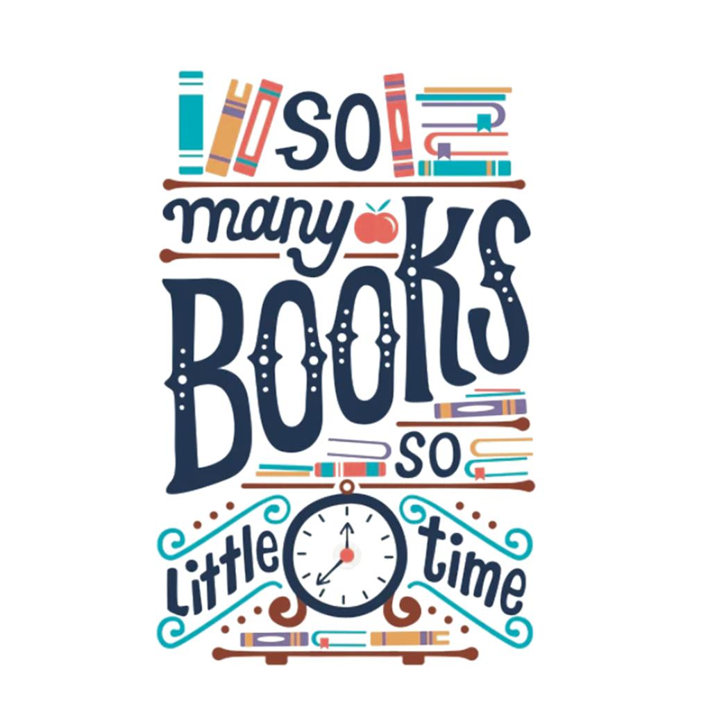 So many books so little time s t-shirt
