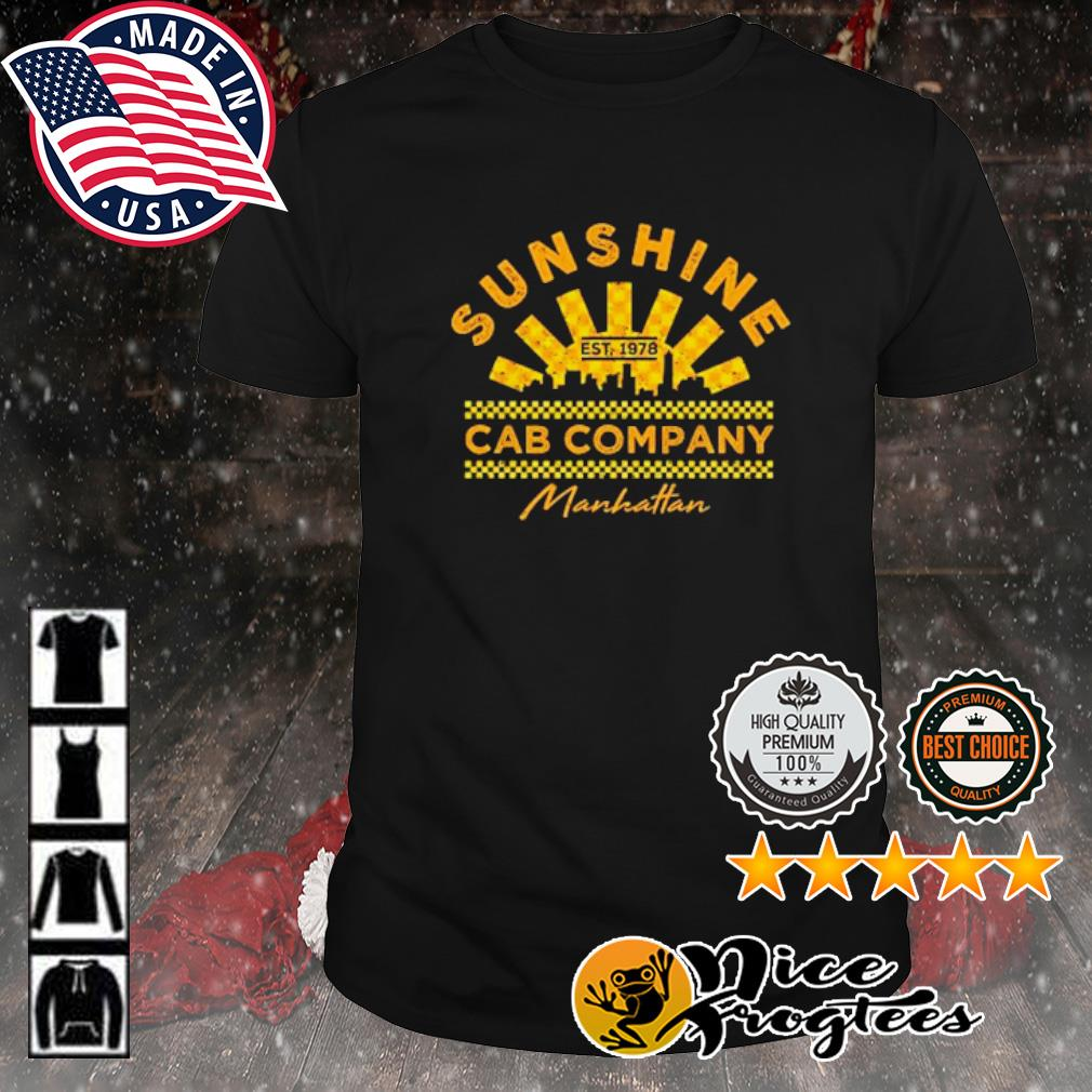 Sunshine cab company shirt