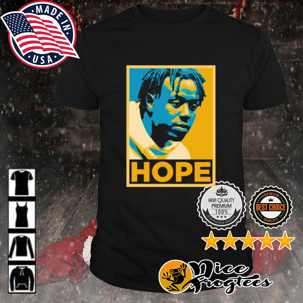 Travis Etienne Football Hope shirt