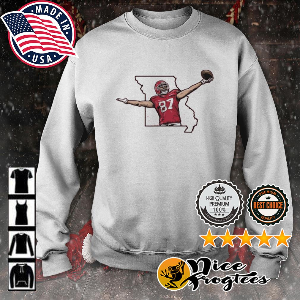 Travis Killa Kelce s sweater