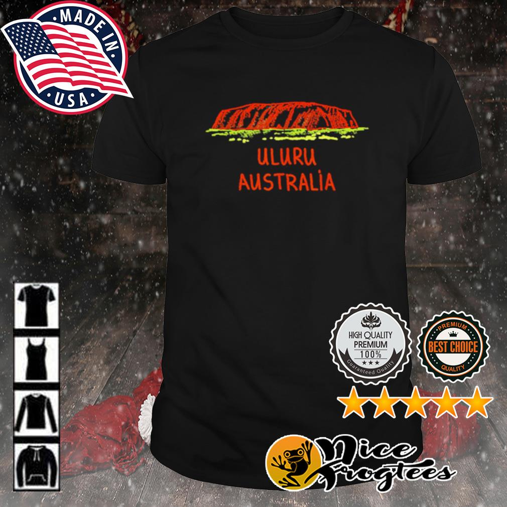 Uluru Australia shirt