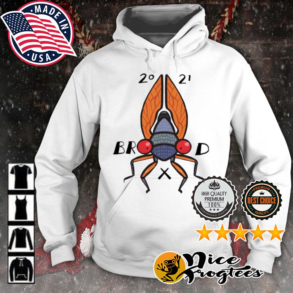 Welcome to the summer of the cicadas brood 2021 s hoodie