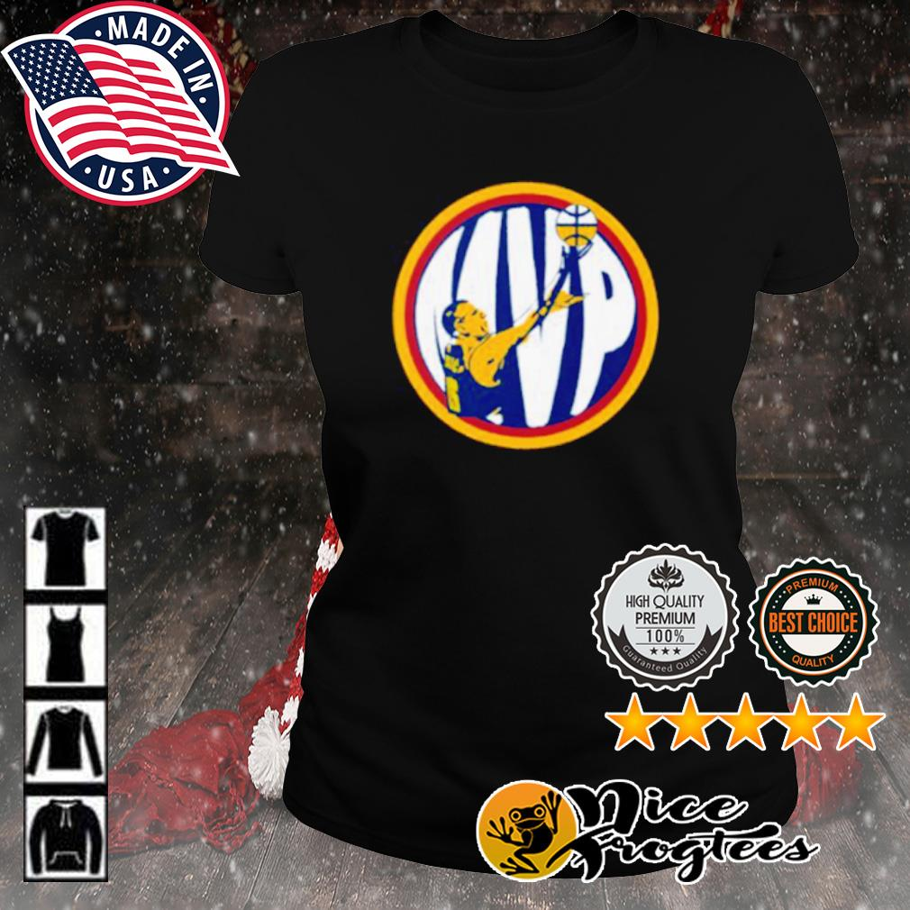 2021 Basketball MVP Nikola Jokic Denver s ladies-tee
