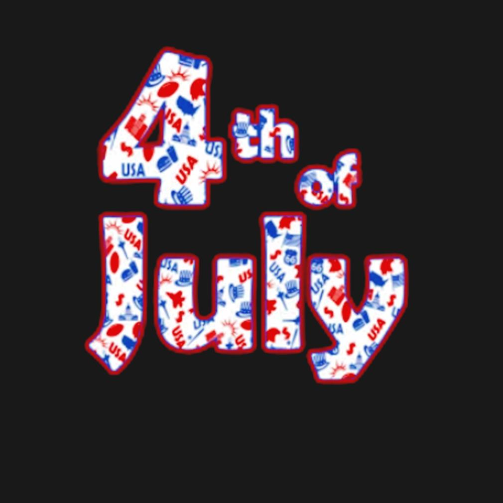 4th of July Independence Day s t-shirt