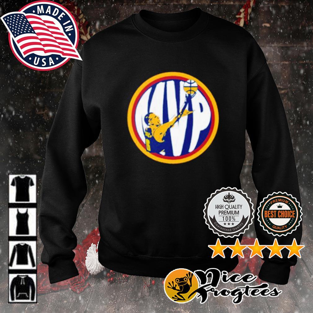 2021 Basketball MVP Nikola Jokic Denver s sweater