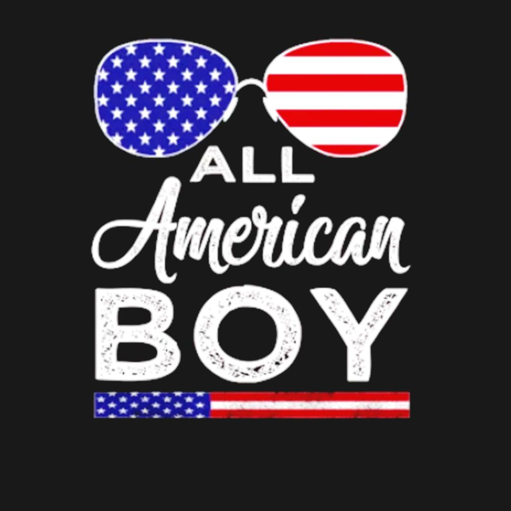 All american boy 4th Of July 2021 s t-shirt