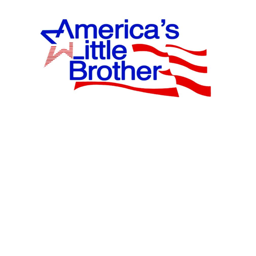 America's Little Brother s t-shirt