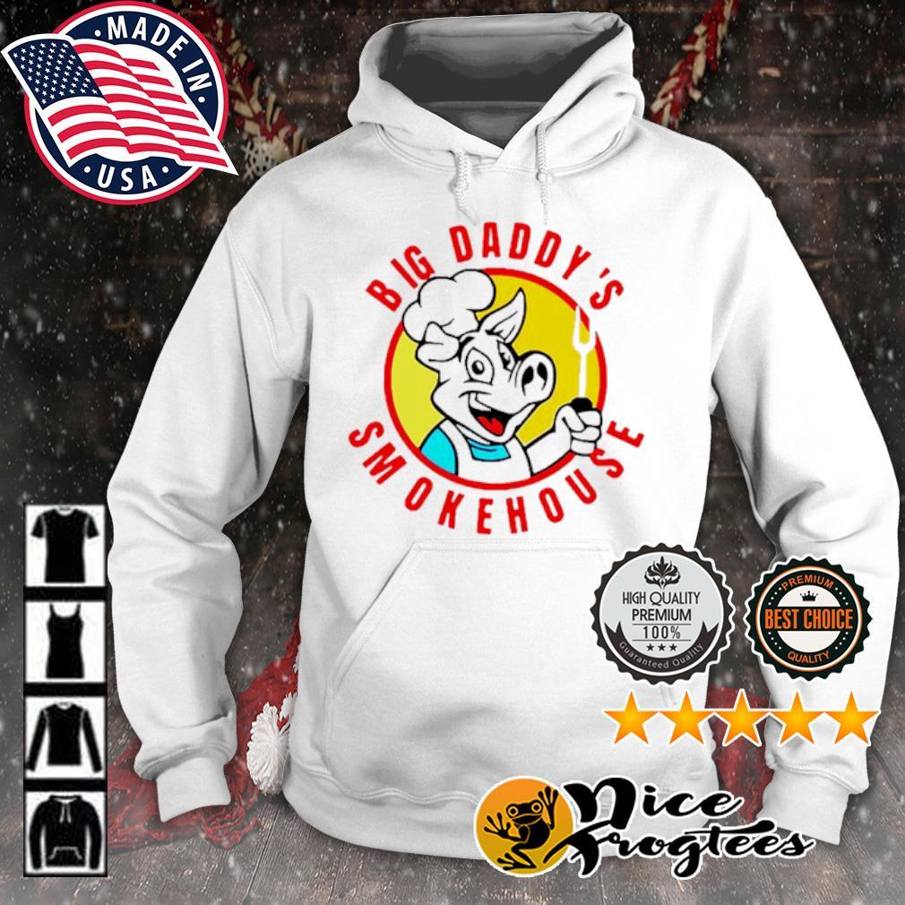 Big Daddy's Smokehouse Bbq Restaurant Souvenir s hoodie