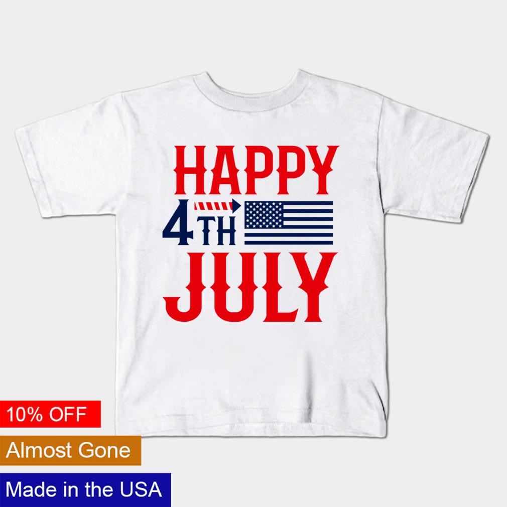 Happy 4th July Independence day shirt