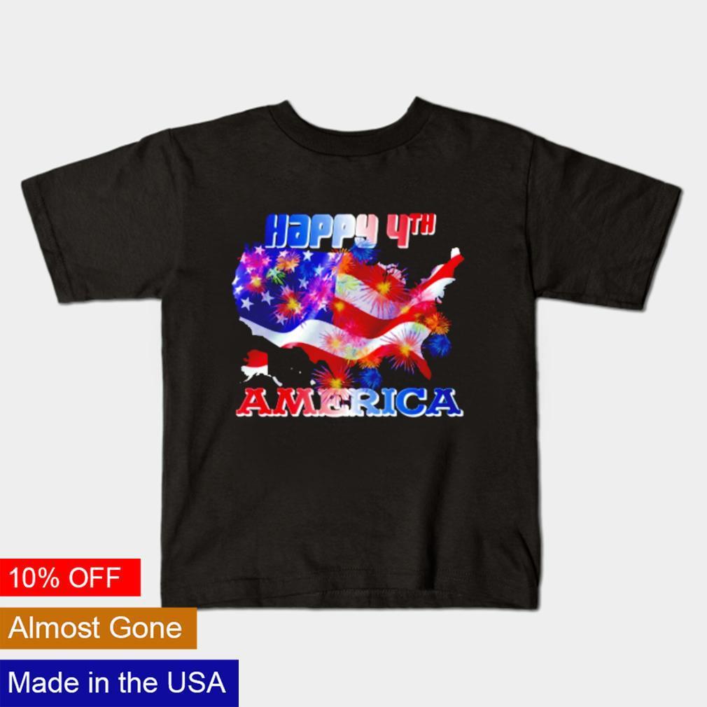 Happy Fourth of July America shirt