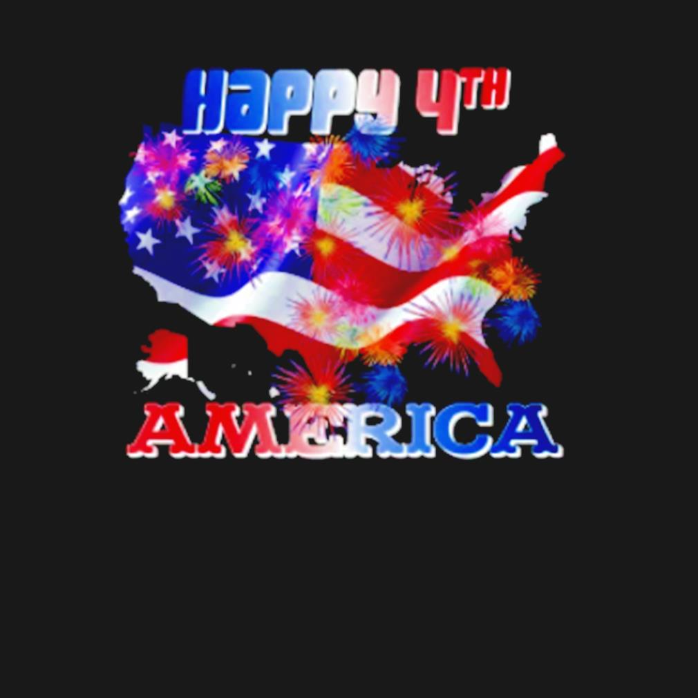 Happy Fourth of July America s t-shirt