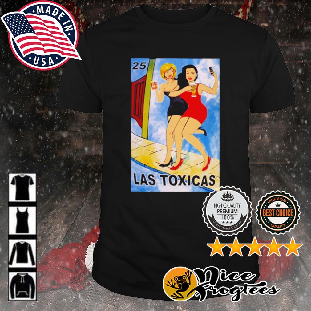 Las Toxicas 25 shirt