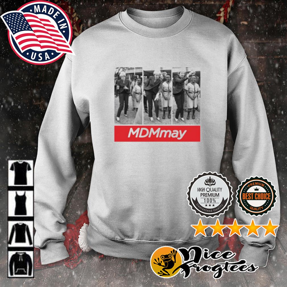 Theresa MDMMay s sweater