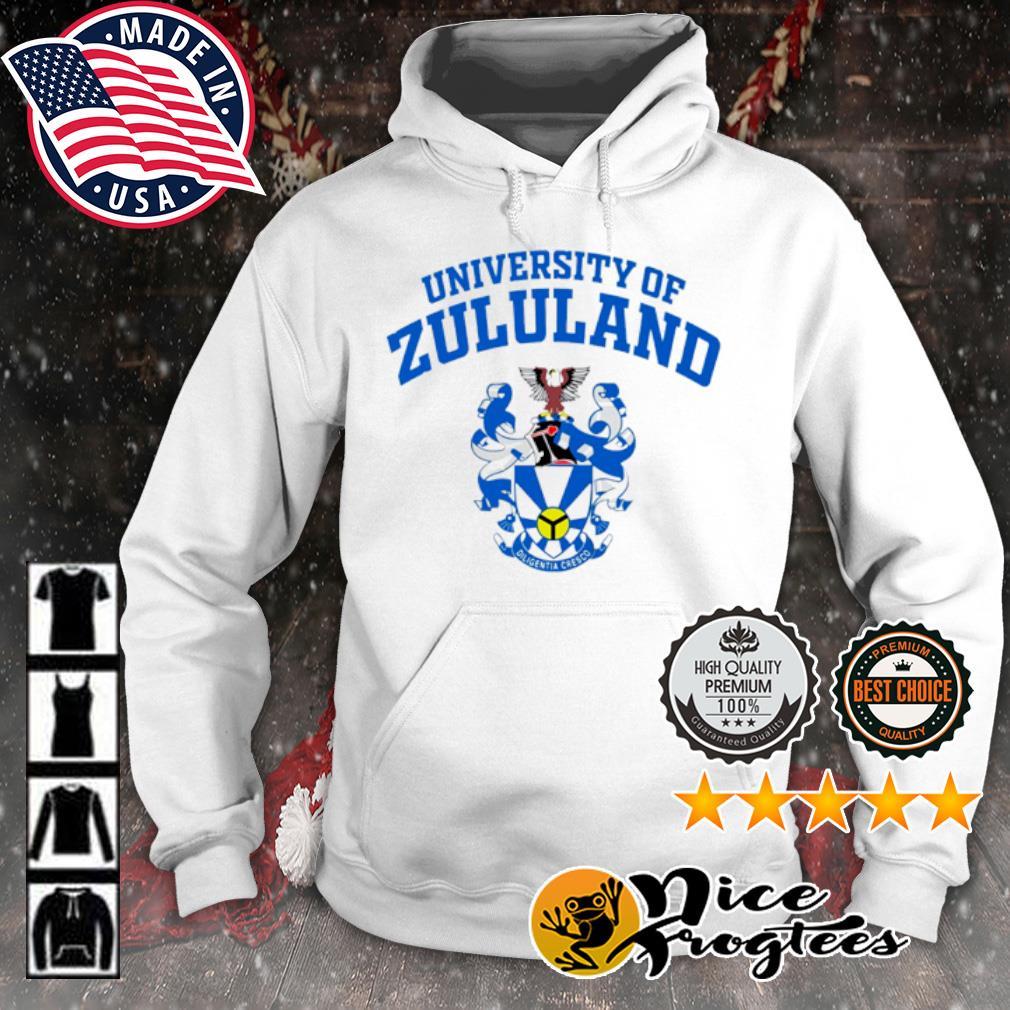 University of Zululand s hoodie
