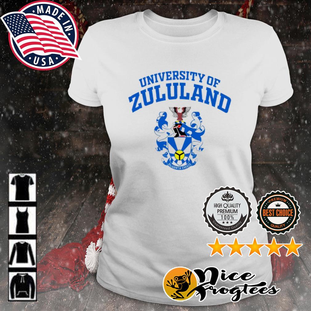 University of Zululand s ladies-tee