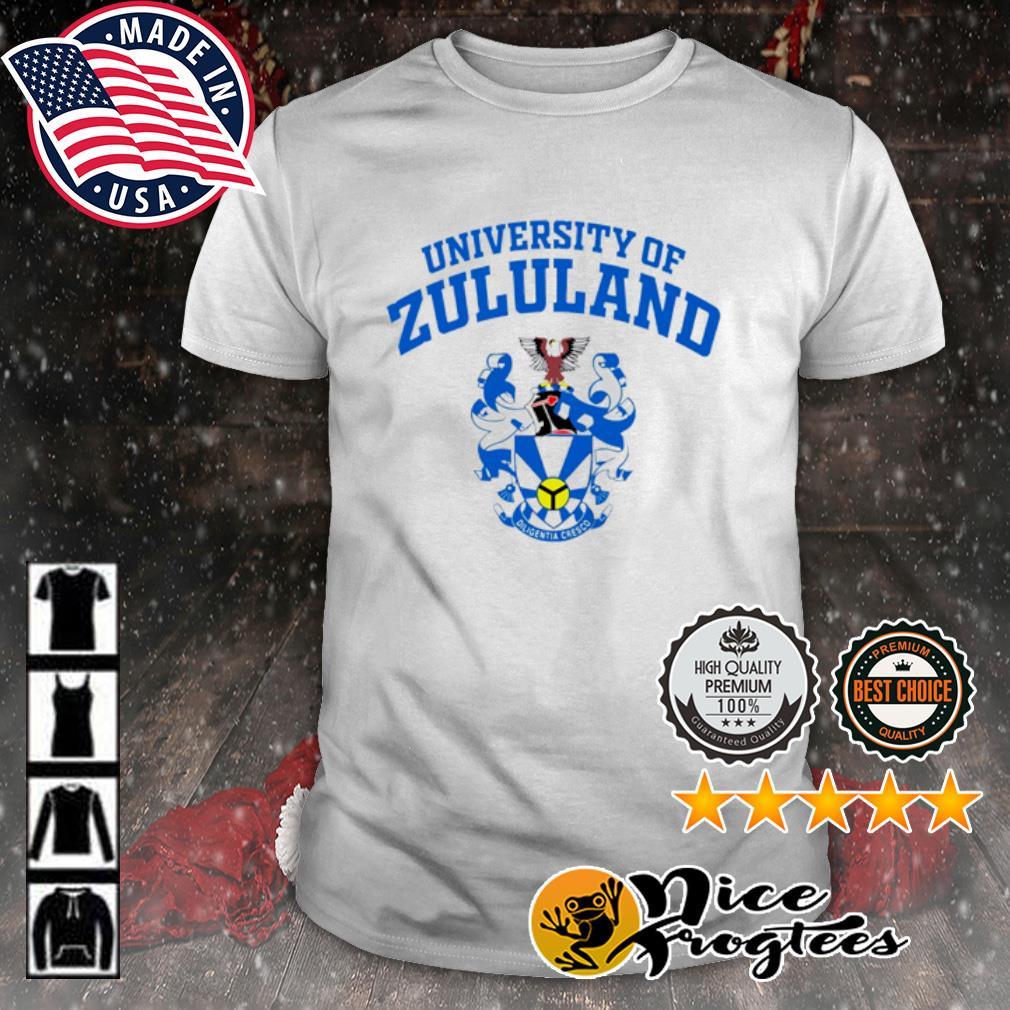 University of Zululand shirt