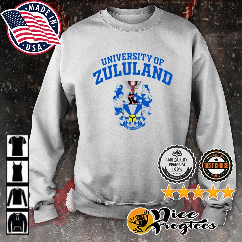 University of Zululand s sweater
