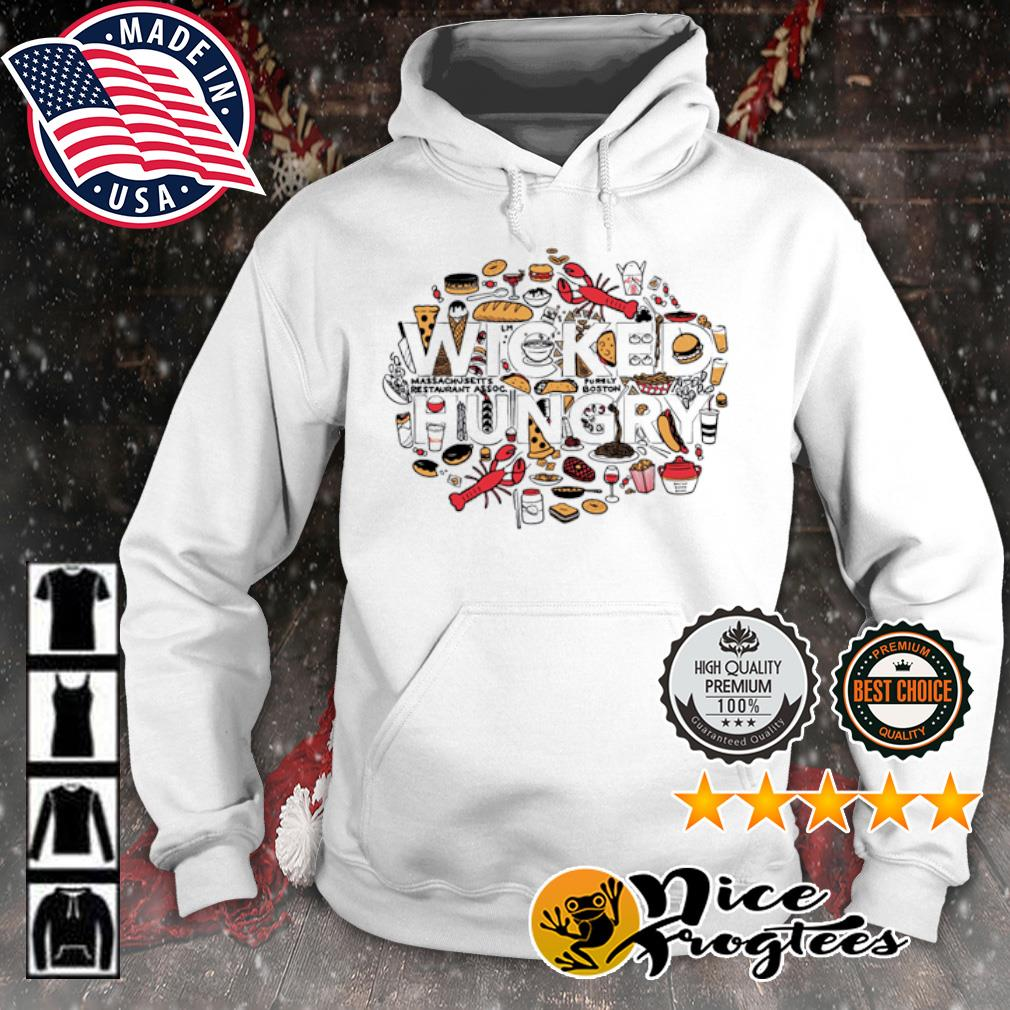 Wicked Hungry s hoodie