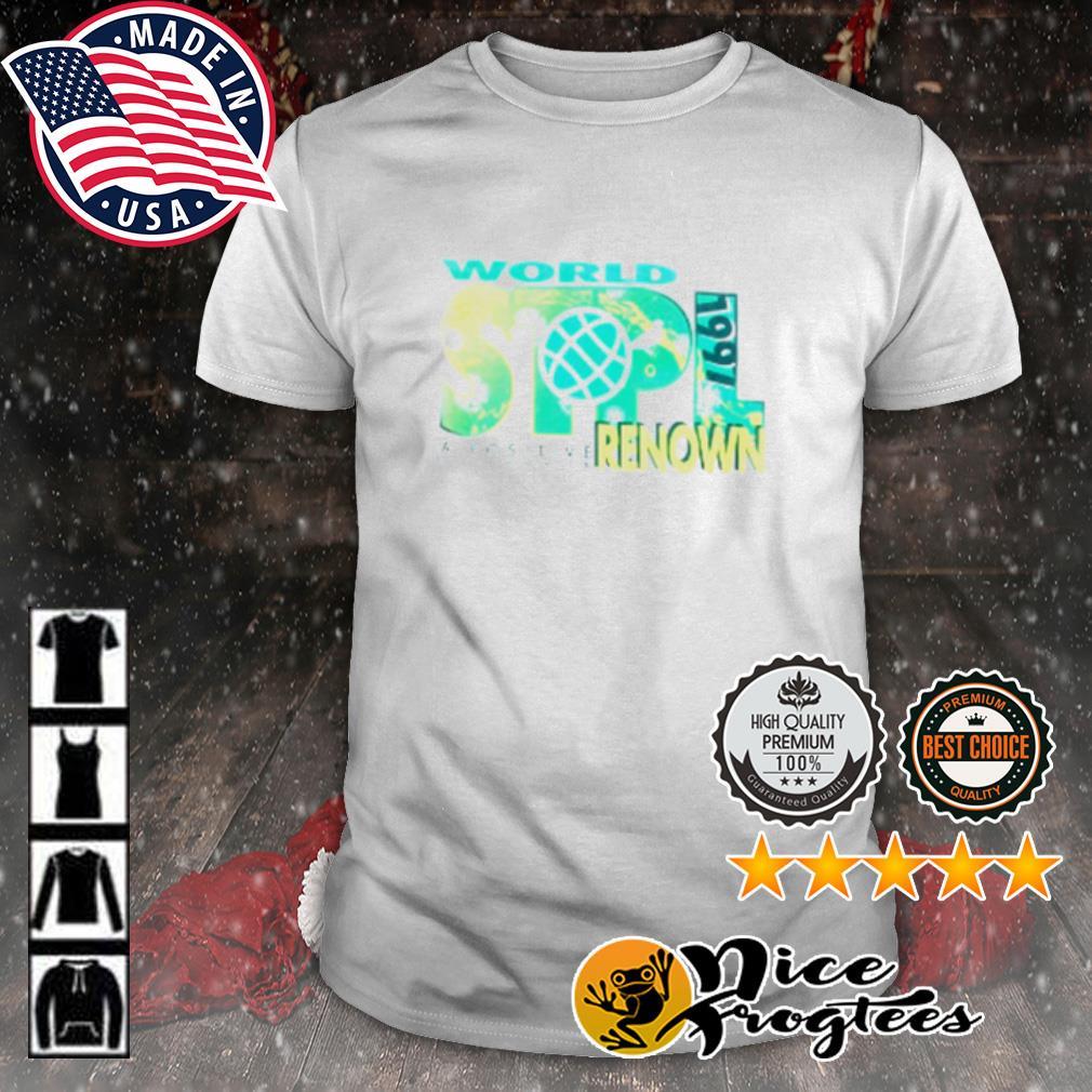 World Stpl 1997 renown shirt