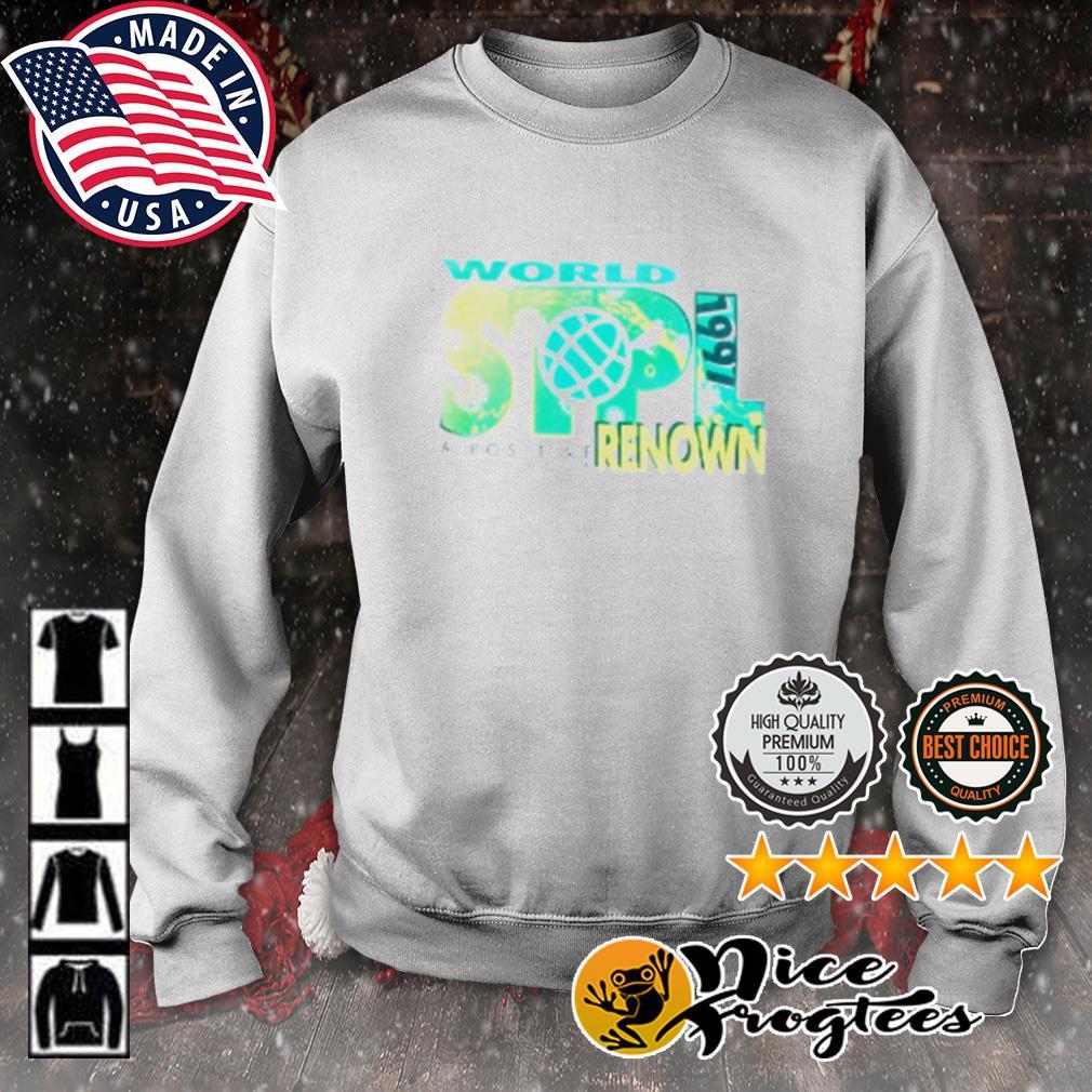 World Stpl 1997 renown s sweater