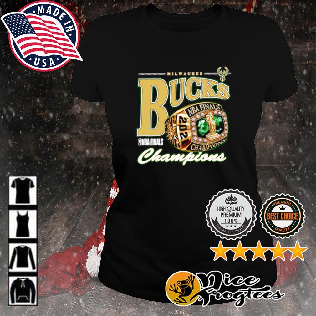 Milwaukee Bucks Fanatics Branded 2021 NBA Finals Champions ...