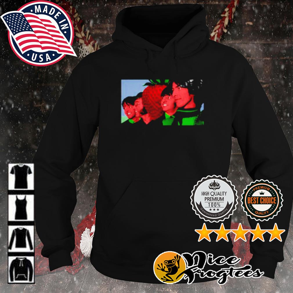 Strawberry Fields Forever s hoodie