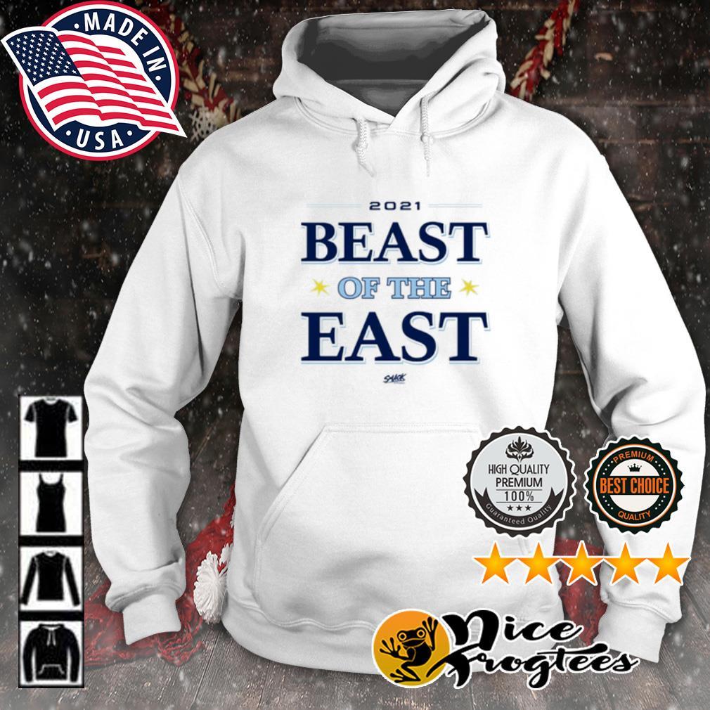 Tampa Bay Baseball Beast of the East 2021 s hoodie