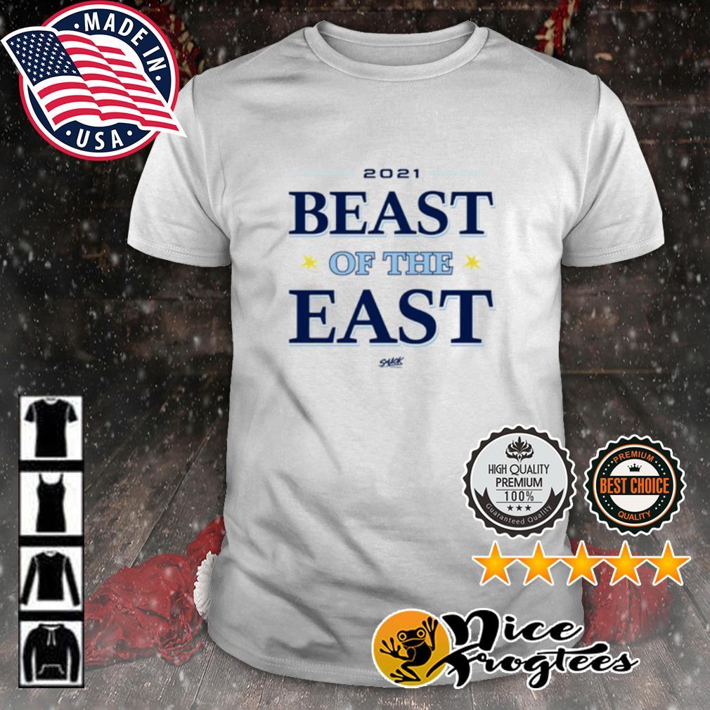 Tampa Bay Baseball Beast of the East 2021 shirt