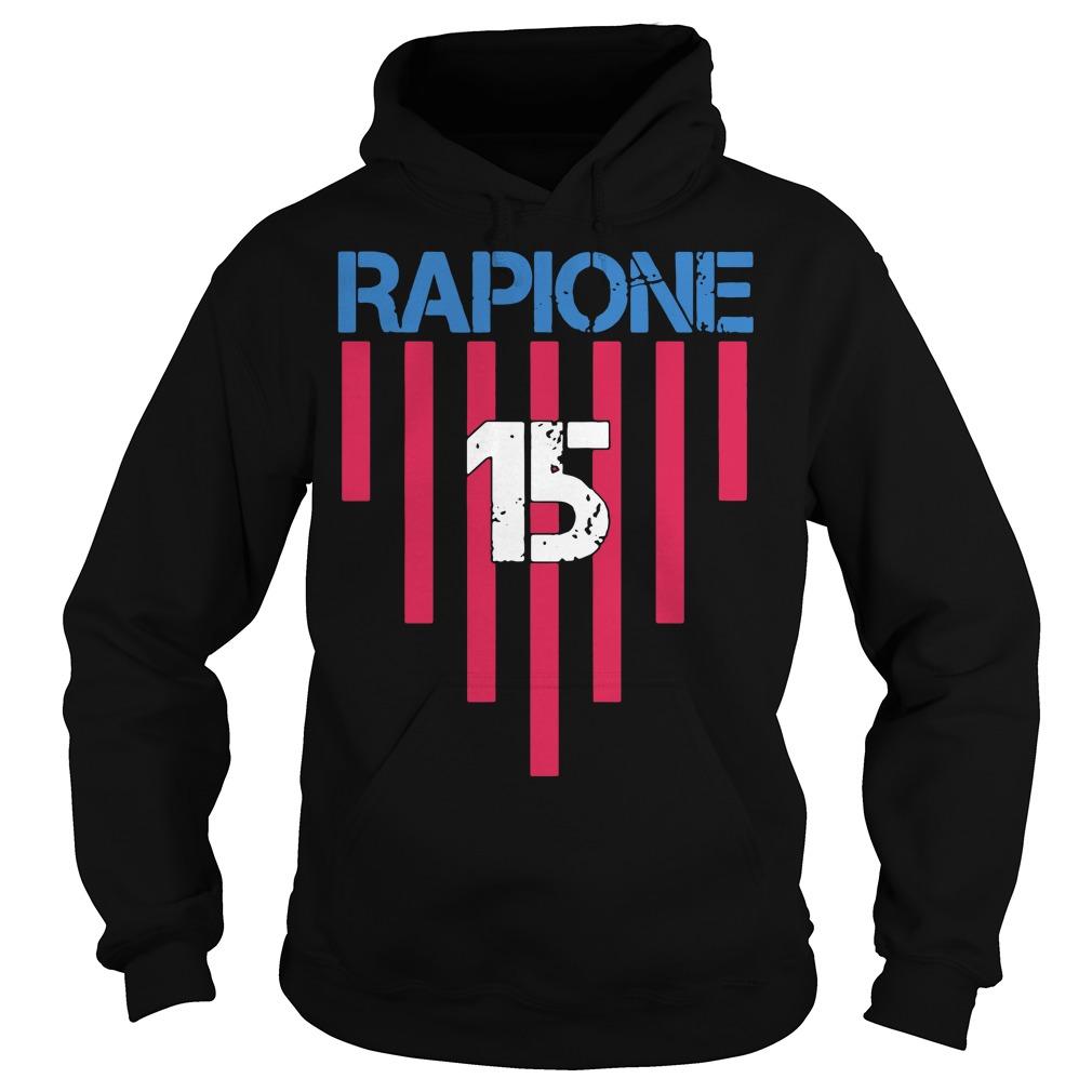 15 Megan Rapinoe Reign FC Hoodie
