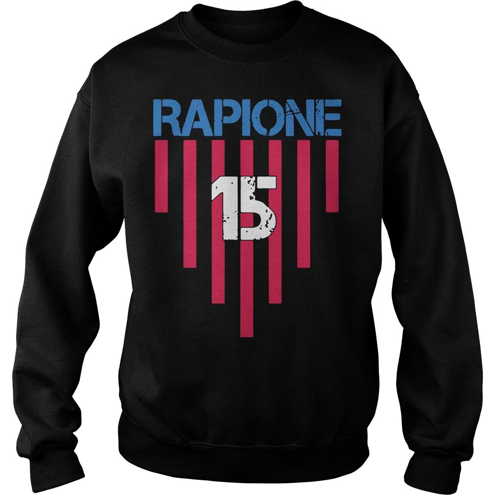 15 Megan Rapinoe Reign FC Sweater