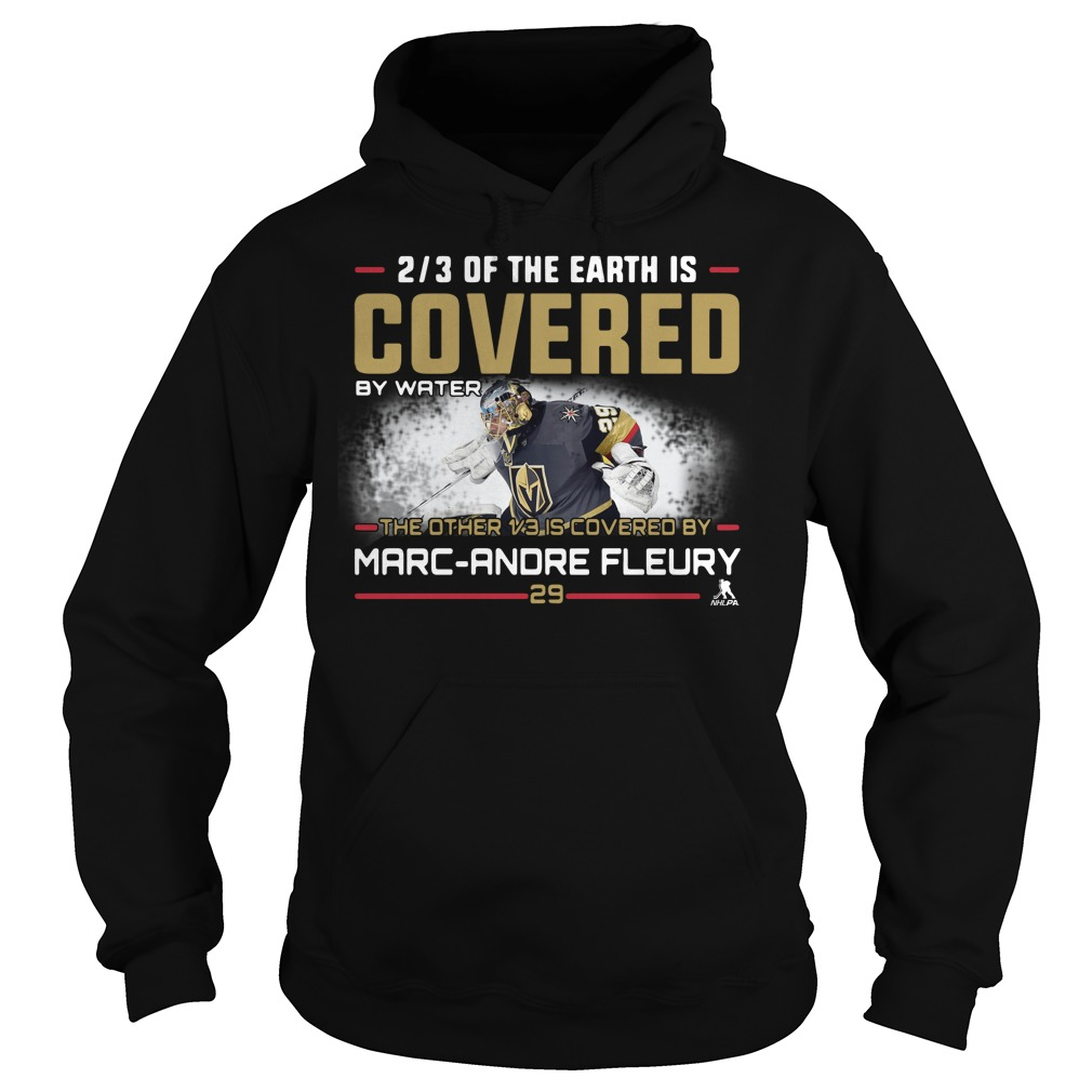 2/3 of the earth is Covered by water the other 1/3 is covered by Marc Hoodie