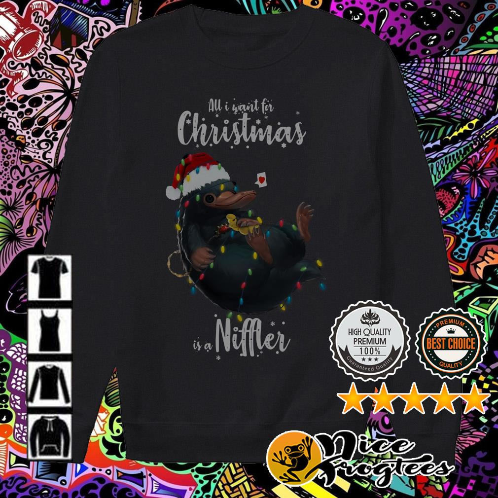 All I want for Christmas is a Niffler Sweater