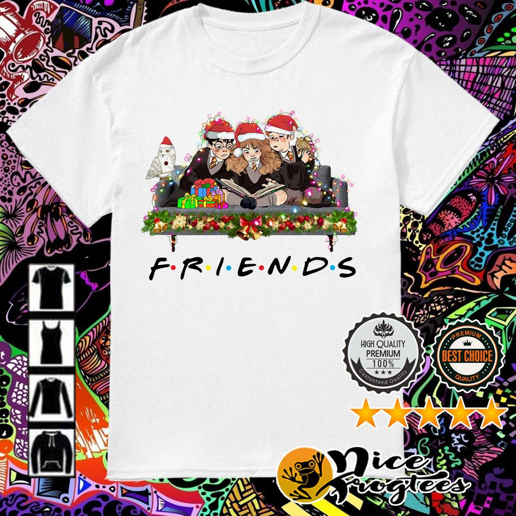 Harry Potter Friends TV Show Christmas shirt