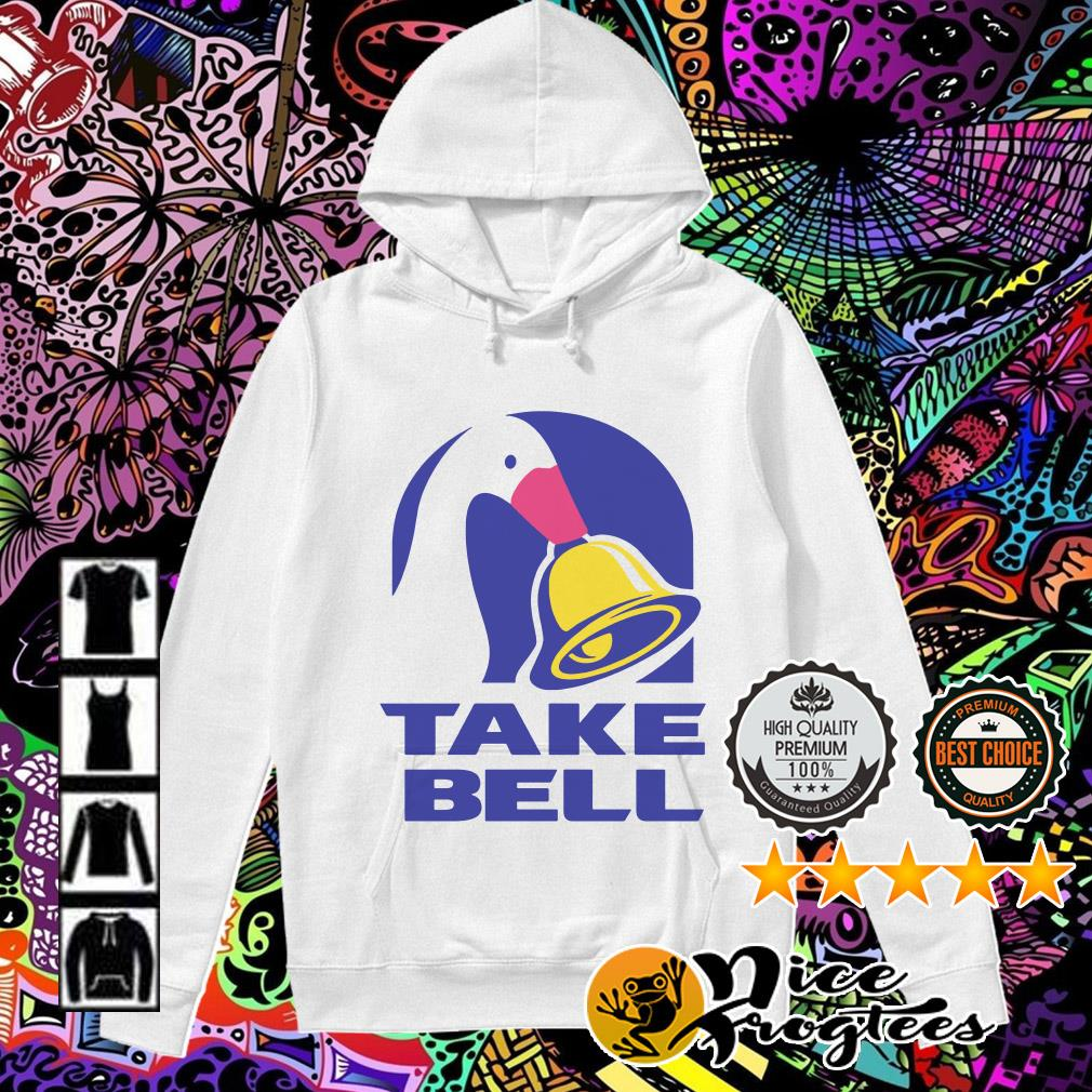 Official duck take bell Hoodie