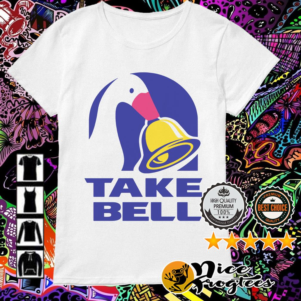 Official duck take bell Ladies Tee
