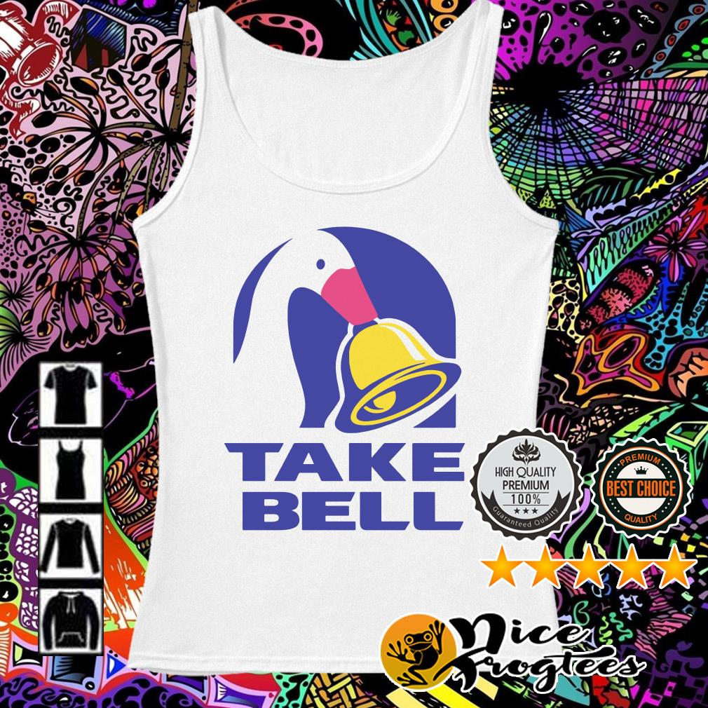 Official duck take bell Tank top