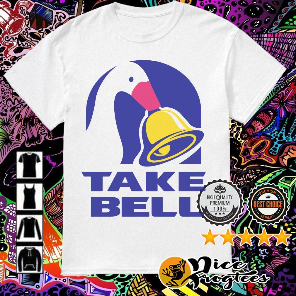 Official duck take bell shirt