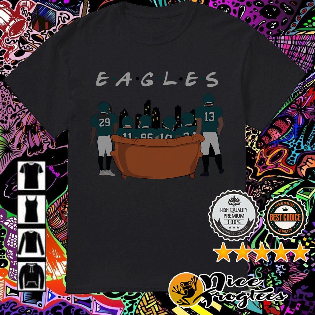 Philadelphia Eagles Friends TV Show shirt