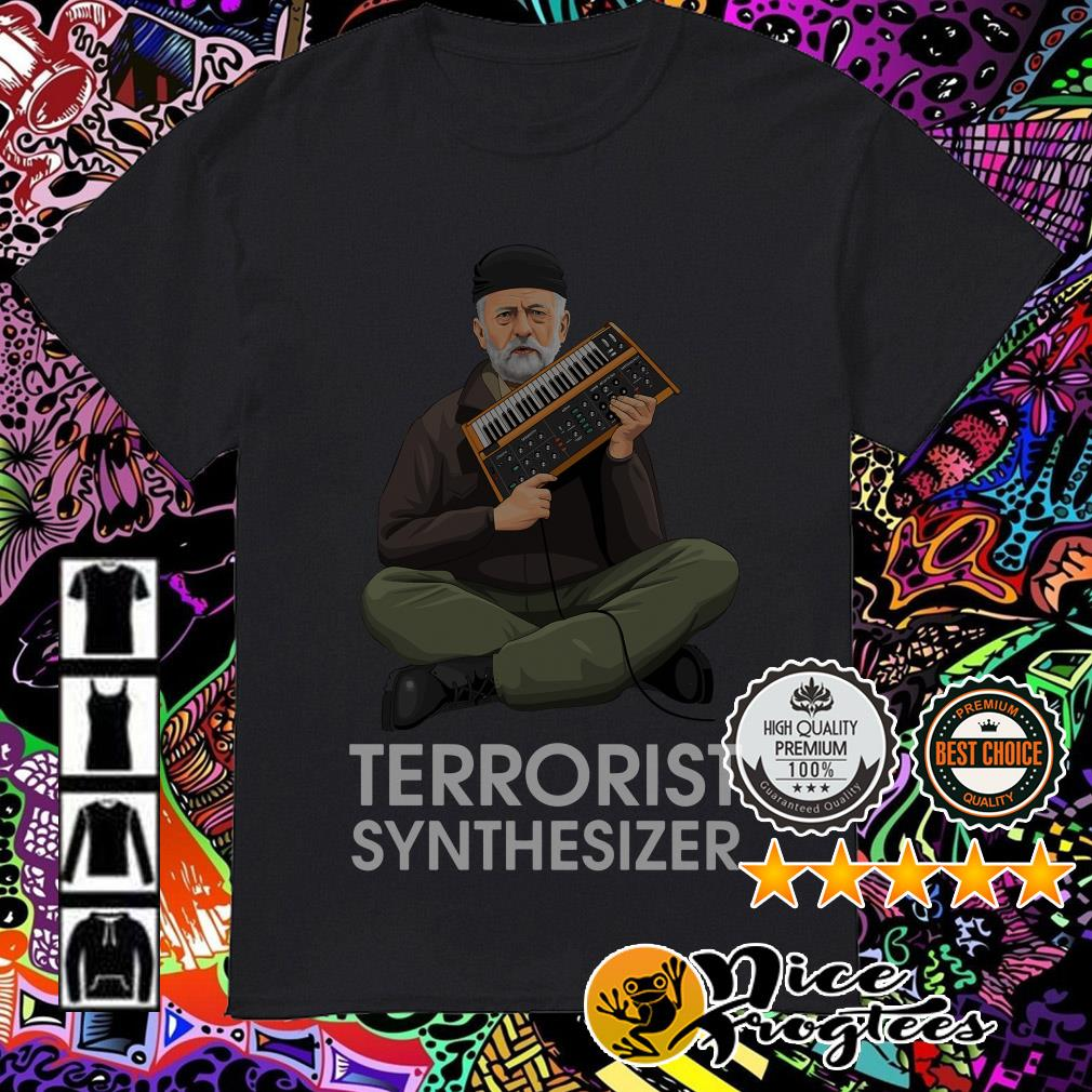 Terrorist Synthesizer shirt