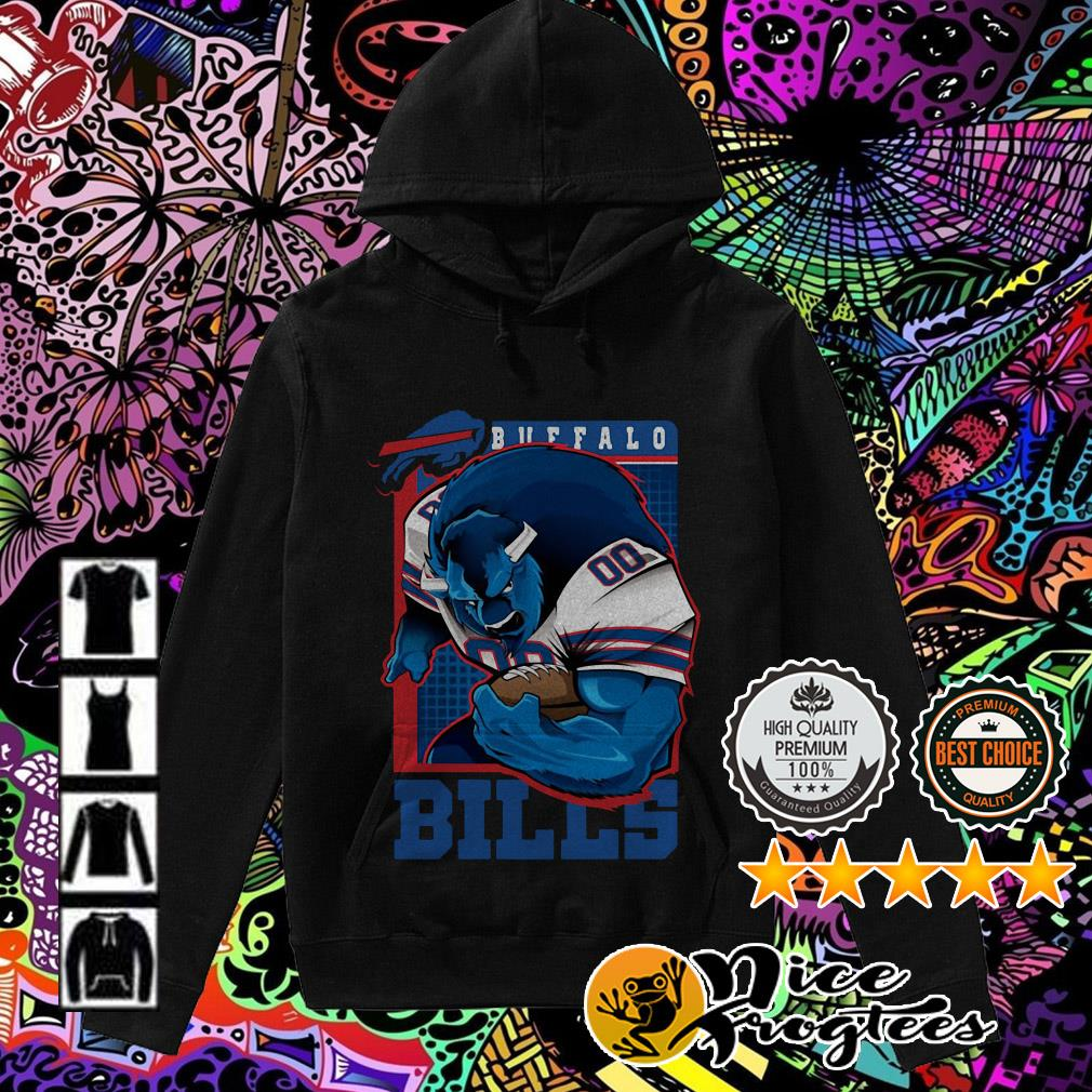 The Bills NFL Buffalo Bill Hoodie