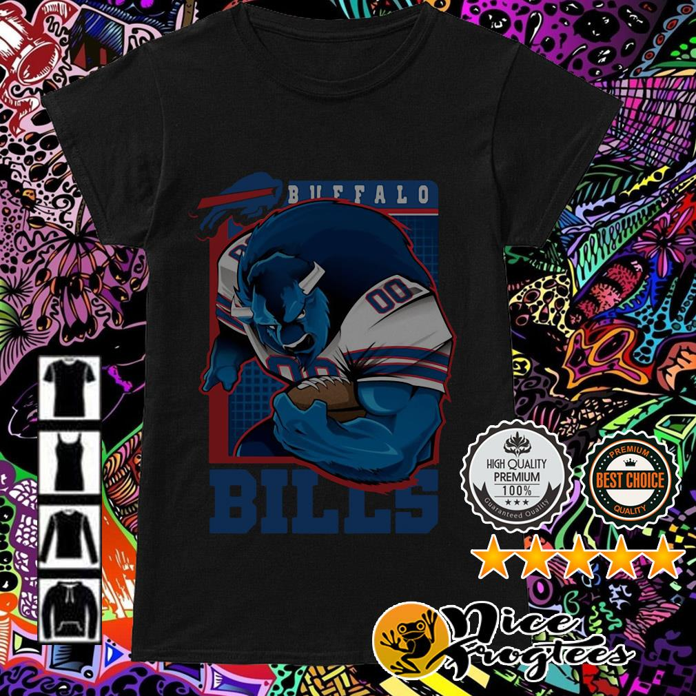 The Bills NFL Buffalo Bill Ladies Tee