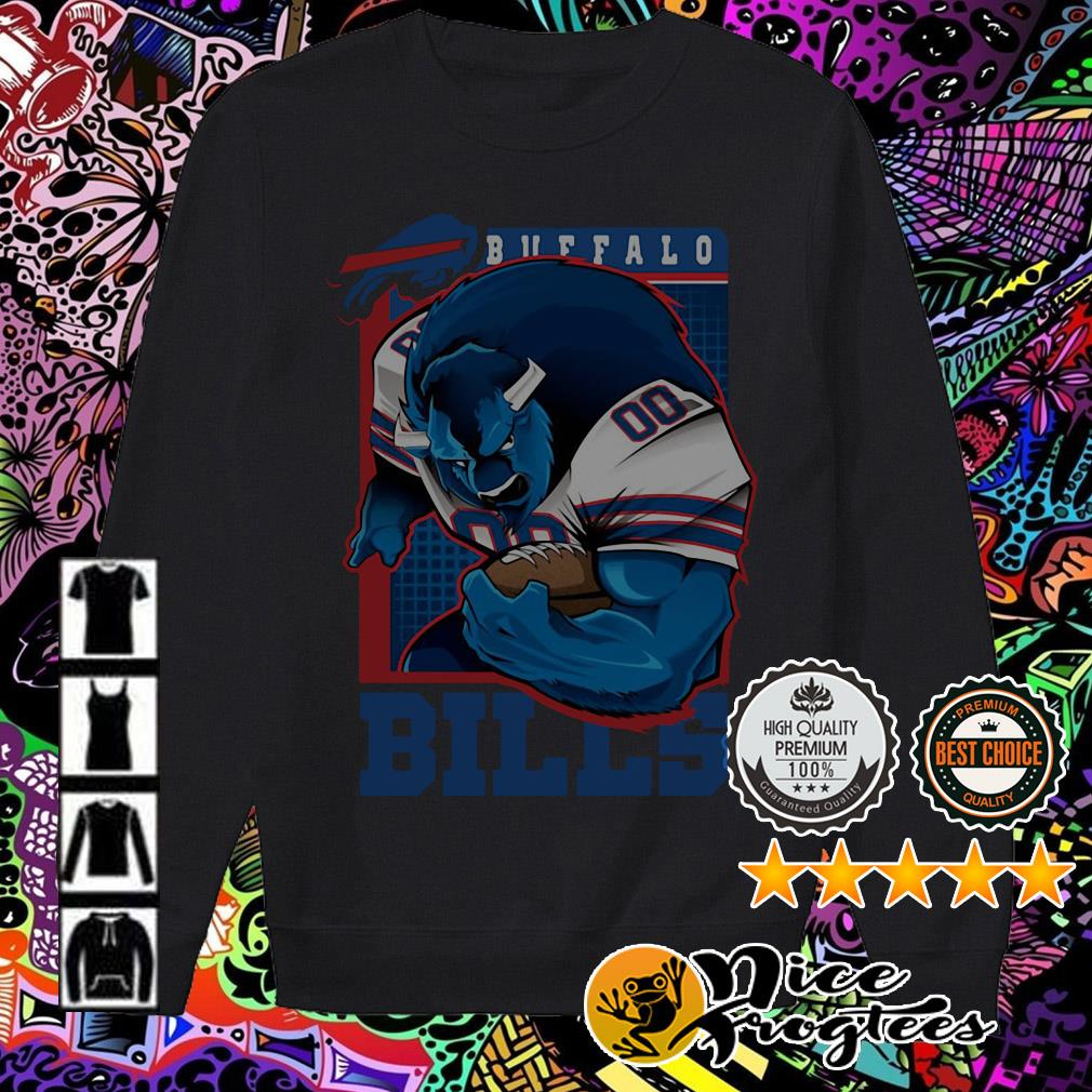 The Bills NFL Buffalo Bill Sweater