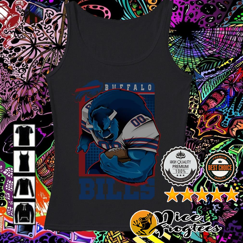 The Bills NFL Buffalo Bill Tank top