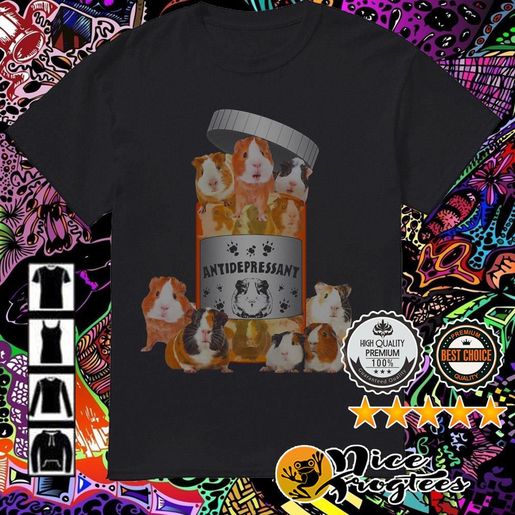 Guinea Pigs antidepressant shirt
