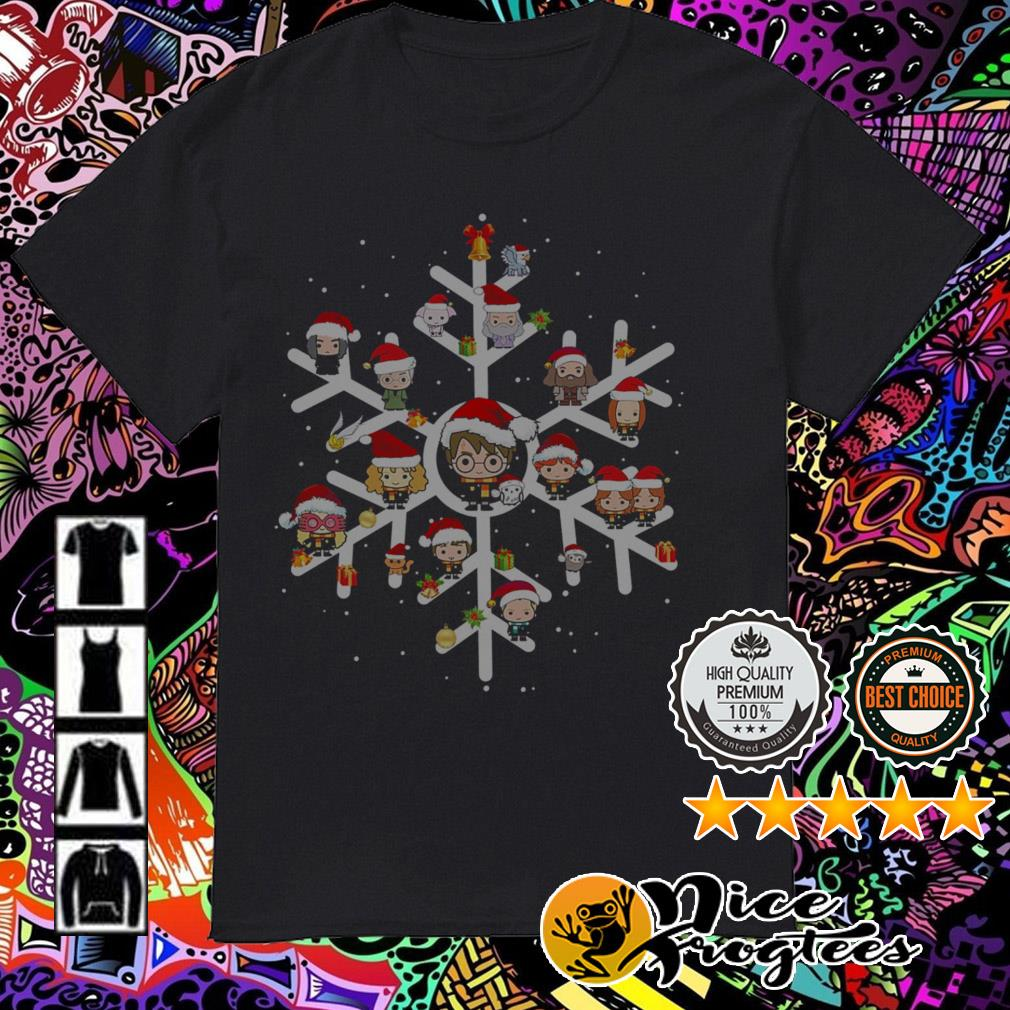Harry Potter Santa Chibi ice cream Christmas sweatshirt