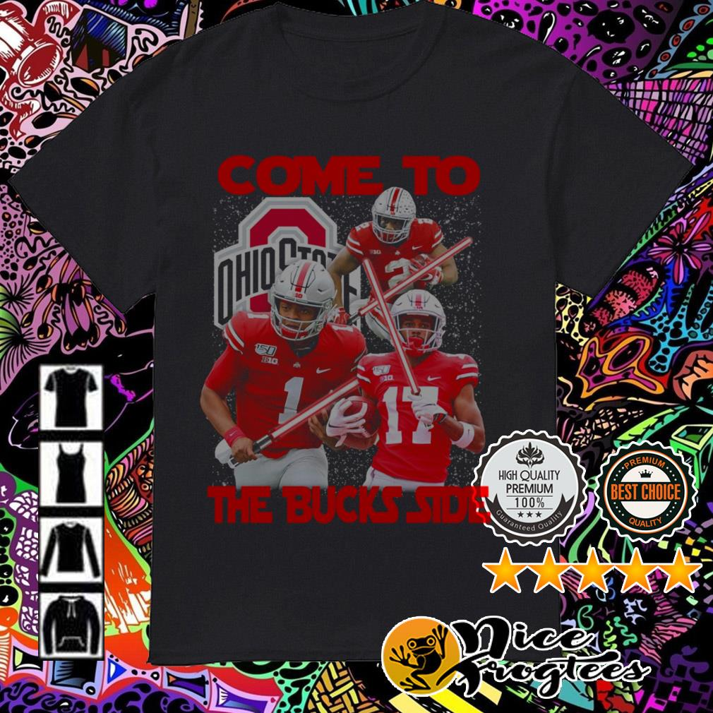 Star Wars Ohio State Buckeyes come to the bucks side shirt
