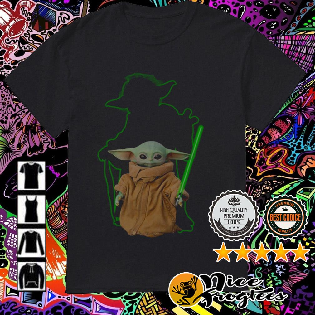 Star Wars Yoda Jedi shirt