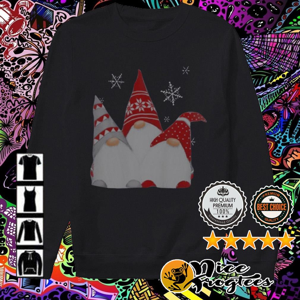 Three Dwarfs Santa Merry Christmas sweatshirt